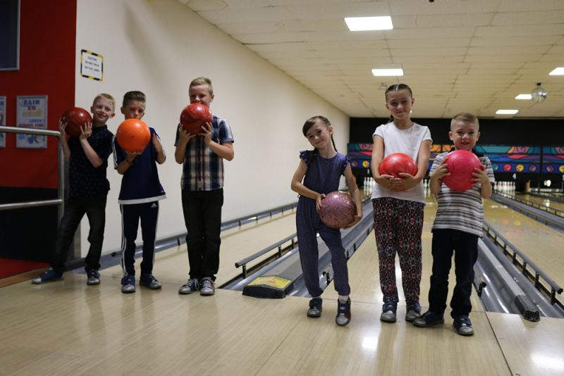 Selby Superbowl Bowling Party