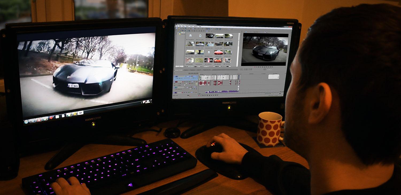 Videography Nectar Digital Editing Filming