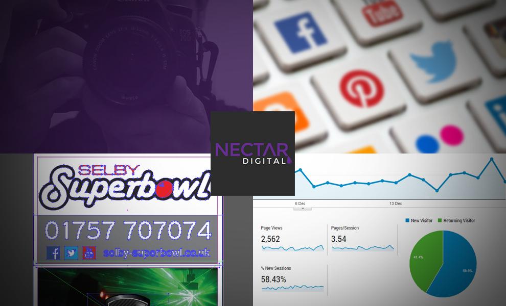 Nectar Digital Design Marketing