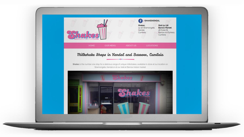 Nectar Digital Website Design