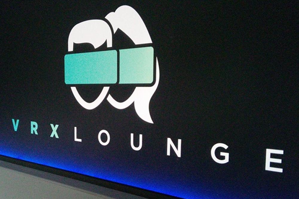 VRX Lounge Vinyl Graphic Logo